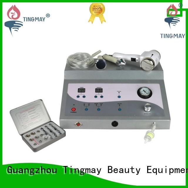 Tingmay facial best microdermabrasion machine peel for woman