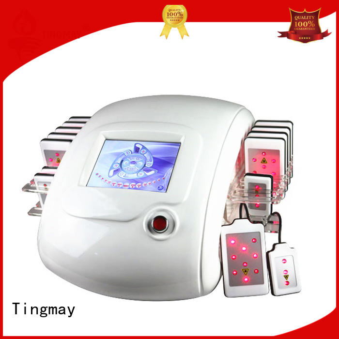 Tingmay ultrasonic lipo laser machine wholesale for home