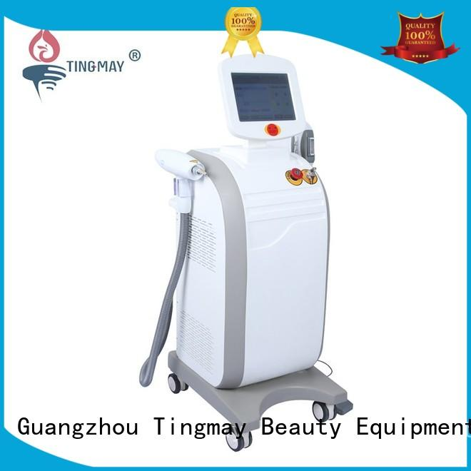 Tingmay facial laser hair removal machine price series for beauty salon