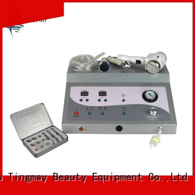 Tingmay microcrystal professional microdermabrasion machine manufacturer for beauty salon
