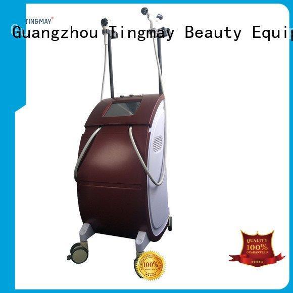 body massage machine for weight loss regenerate rf OEM cryolipolysis slimming machine Tingmay