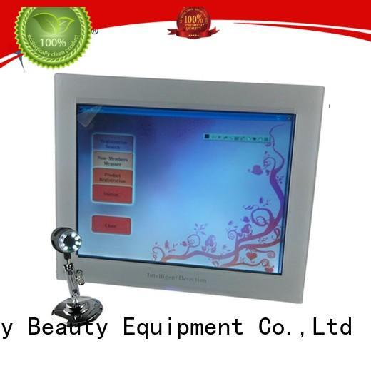 durable skin scanner machine keyboard design for man