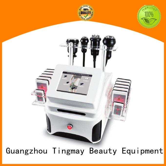 Hot fda approved laser lipo machines no needle OPT 4 in 1 Tingmay Brand