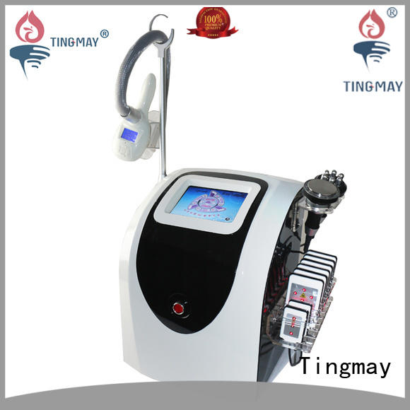 Tingmay vertical hifu ultrasound facelift with good price for man
