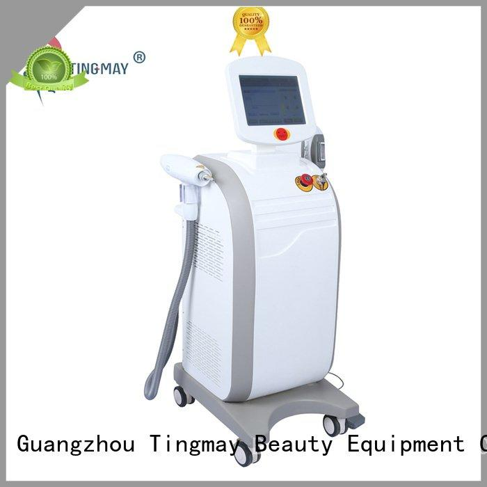 slimming rf non-invasive Tingmay fda approved laser lipo machines