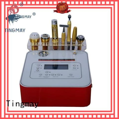 electroporation mesotherapy tm682 Tingmay Brand no needle mesotherapy machine manufacture