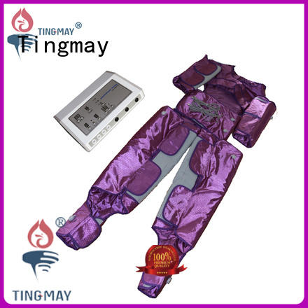 infrared lymphatic drainage massage machine massager factory for sauna