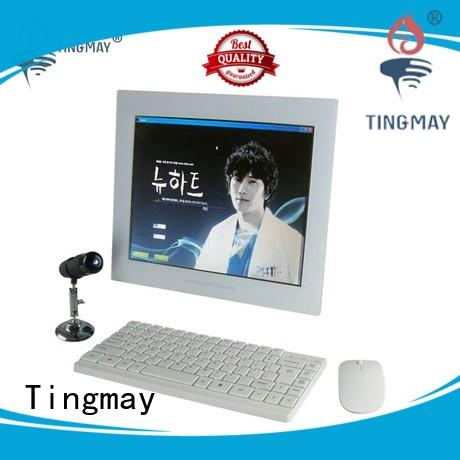 Tingmay durable skin analysis machine for sale supplier for man