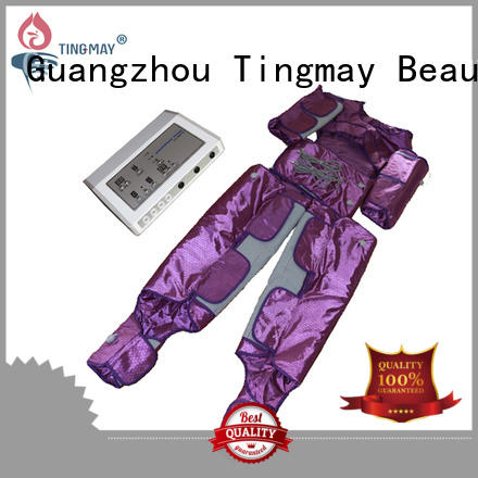 Tingmay infrared pressotherapy machine with good price for body