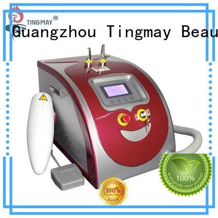 Yag Laser machine Tingmay company