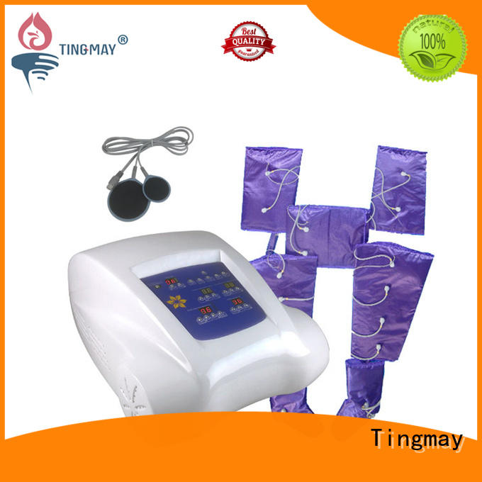 far infrared heating lymphatic drainage machine Tingmay