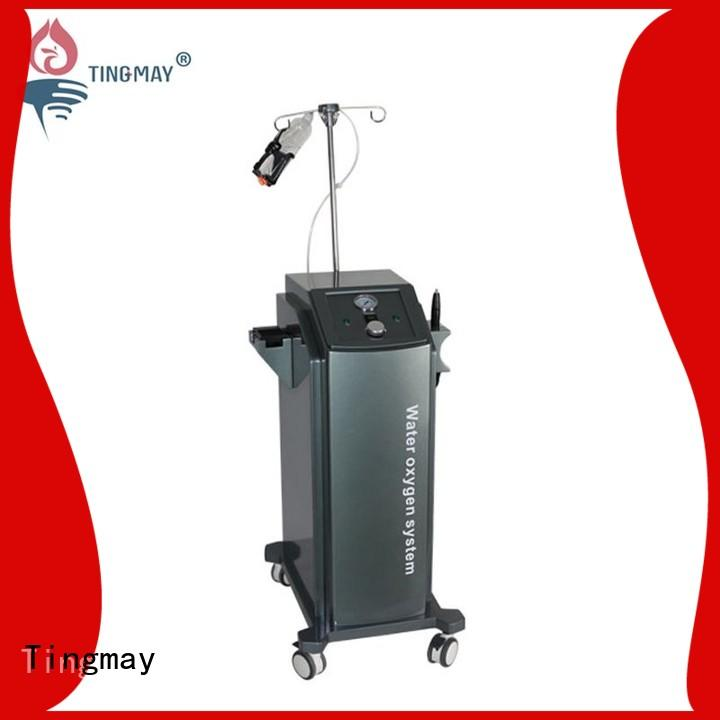 Tingmay facial electric oxygen machine manufacturer for skin