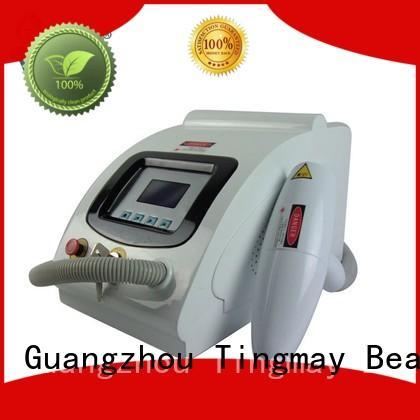 Tingmay machine tattoo removal machine price from China for skin