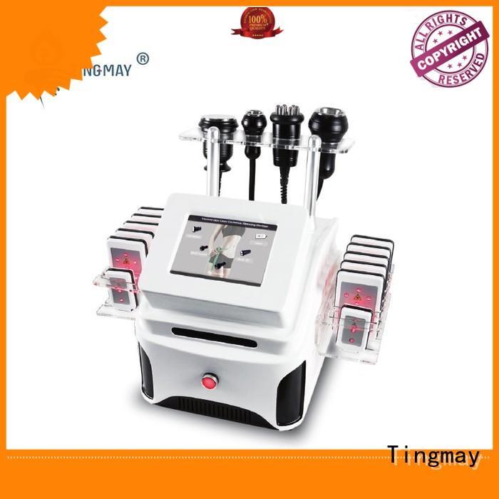 Quality Tingmay Brand cavitation rf slimming machine machine