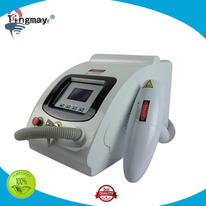 best selling yag laser tattoo removal manufacturer for man Tingmay