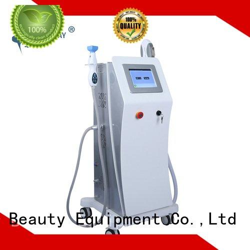 Tingmay body massage machine for weight loss cavitation vertical rf care