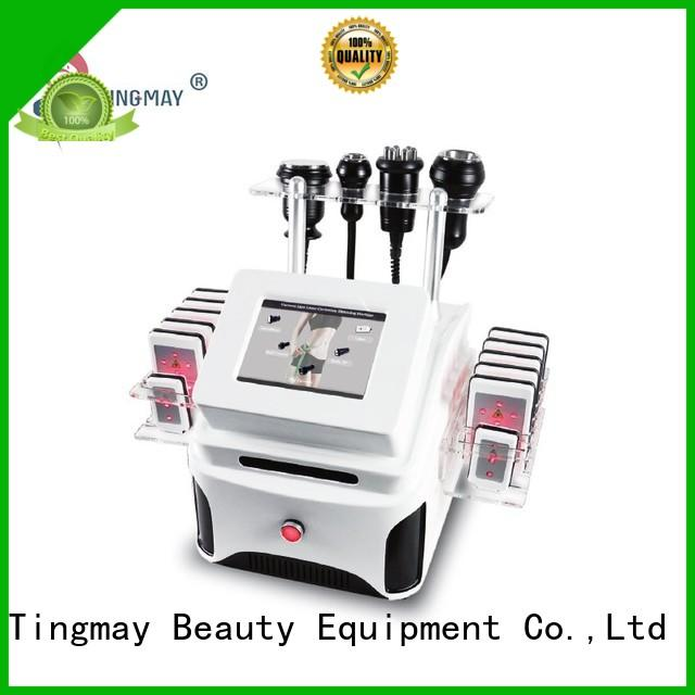 Tingmay laser rf cavitation machine with good price for home