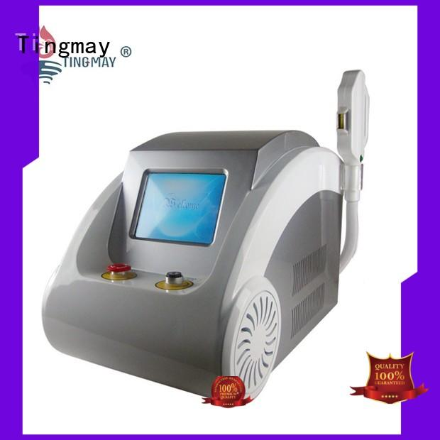 Tingmay elight ipl laser machine customized for woman