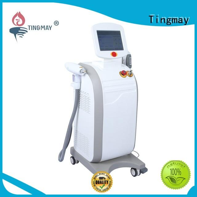 Tingmay hair laser hair removal machine price supplier for woman
