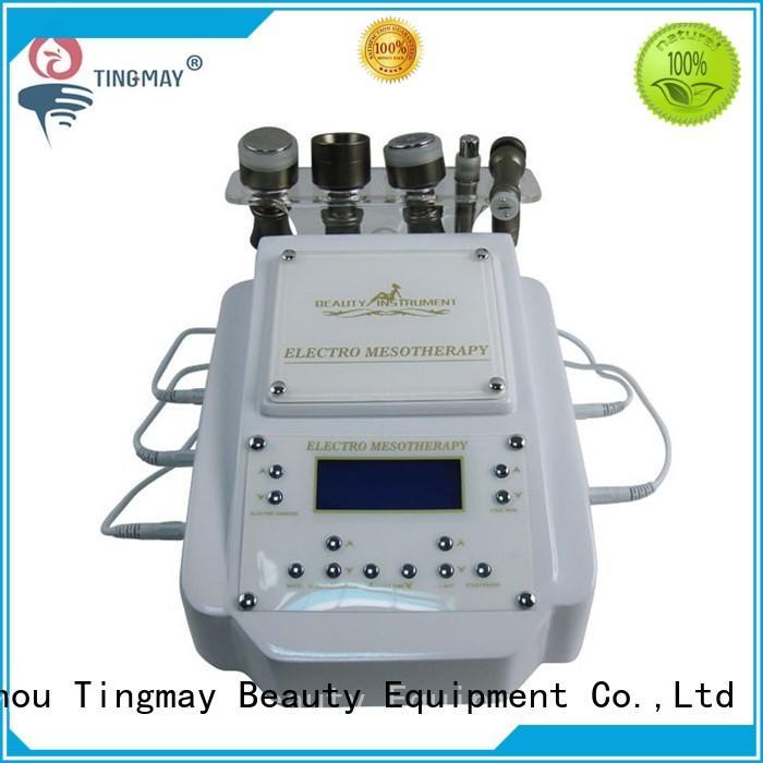 no needle mesotherapy machine led electroporation Tingmay Brand