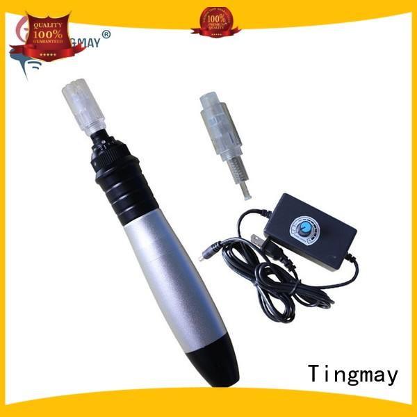 Tingmay best microneedle skin roller design for home