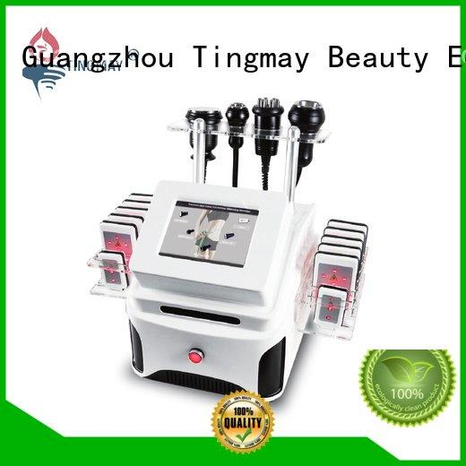 Tingmay slimming fast Cryotherapy fda approved laser lipo machines cavitation