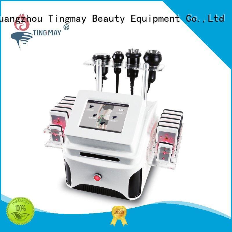 machine Cryotherapy non-invasive lipo Tingmay lipo laser slimming