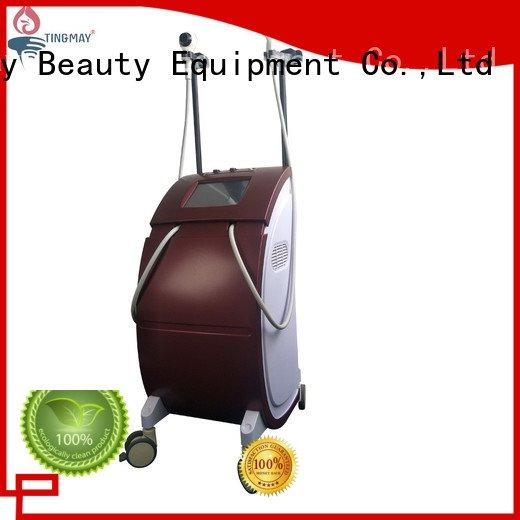 Hot body massage machine for weight loss collagen care adipocytes Tingmay Brand