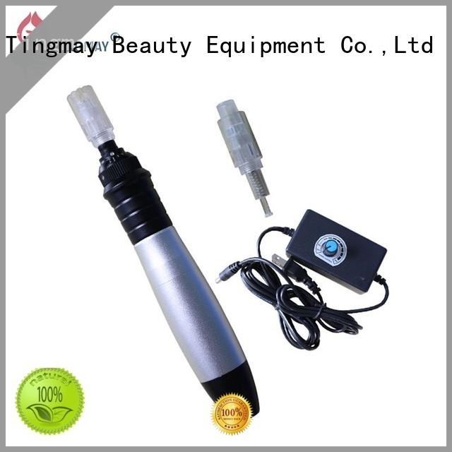 Tingmay professional microneedle skin roller wholesale for beauty salon