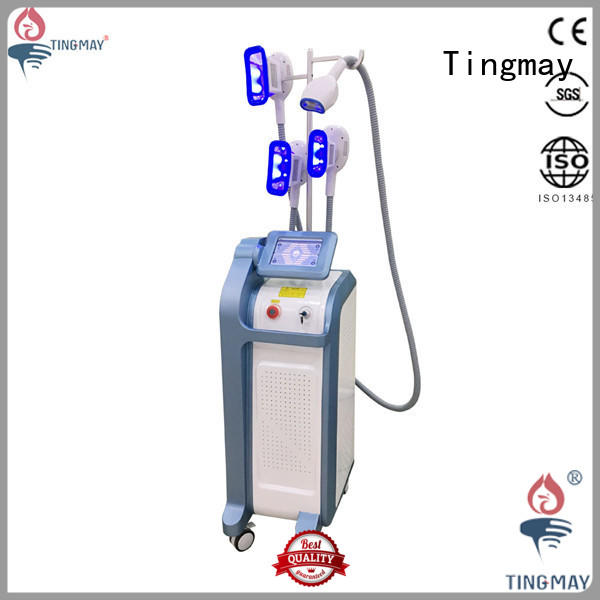 Tingmay wrinkle ice lipo machine design for adults