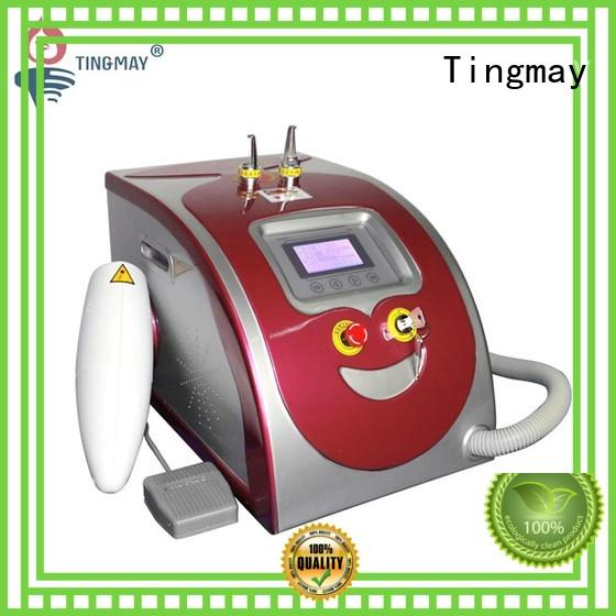 Tingmay best selling tattoo removal machine price from China for man
