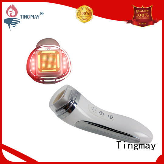 Tingmay beauty ultrasonic skin scrubber manufacturer for household