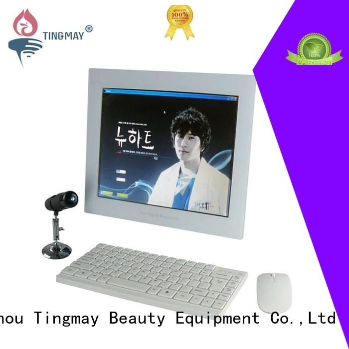 professional skin scanner machine keyboard series for home