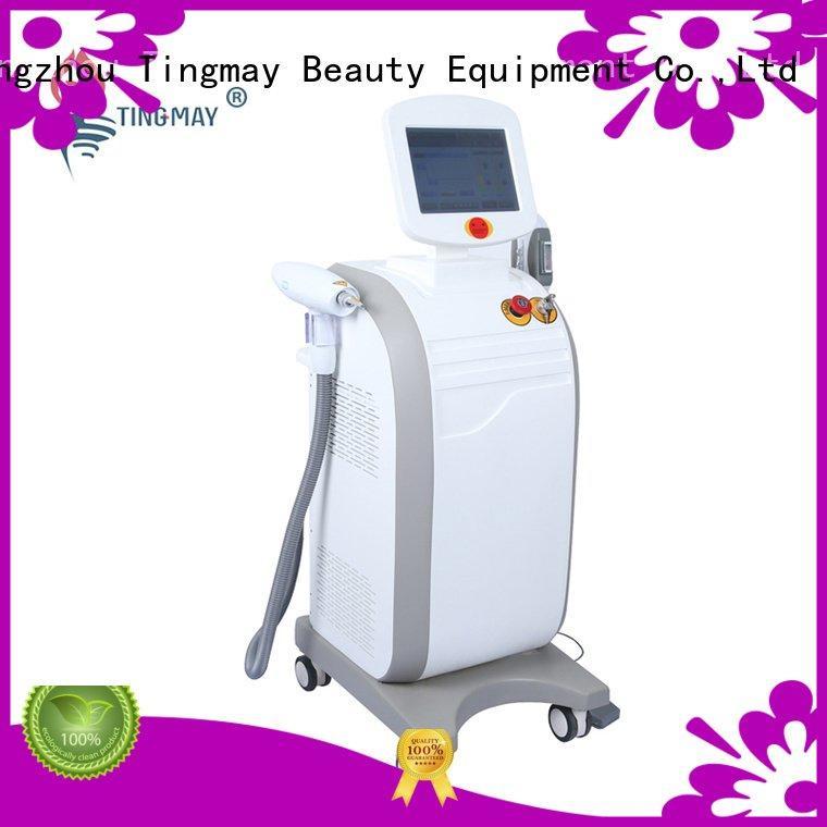 Tingmay fda approved laser lipo machines Cryotherapy rf cryolipolisis