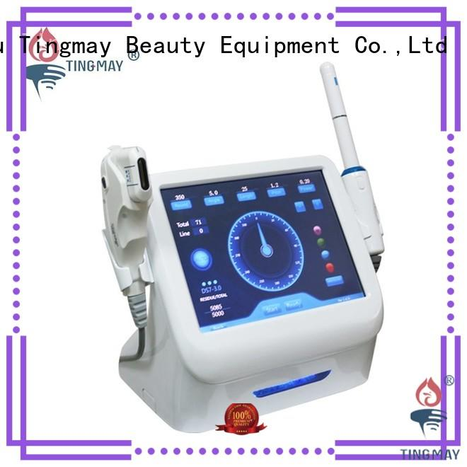 machine fat Cavitation best hifu machine Tingmay manufacture