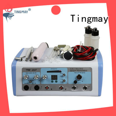 Tingmay hair vacuum therapy machine with good price for face