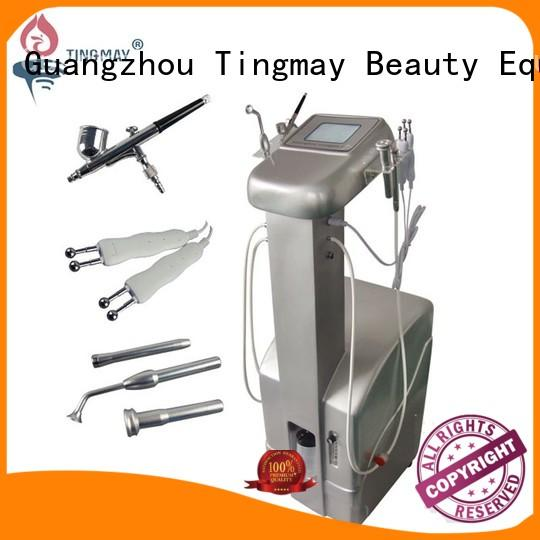 Tingmay vacuum oxygen machine price directly sale for skin