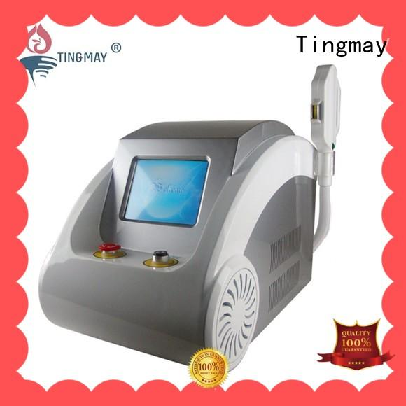 Tingmay professional ipl laser hair removal machine from China for skin