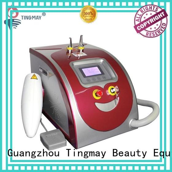 Tingmay laser best tattoo removal machine directly sale for skin