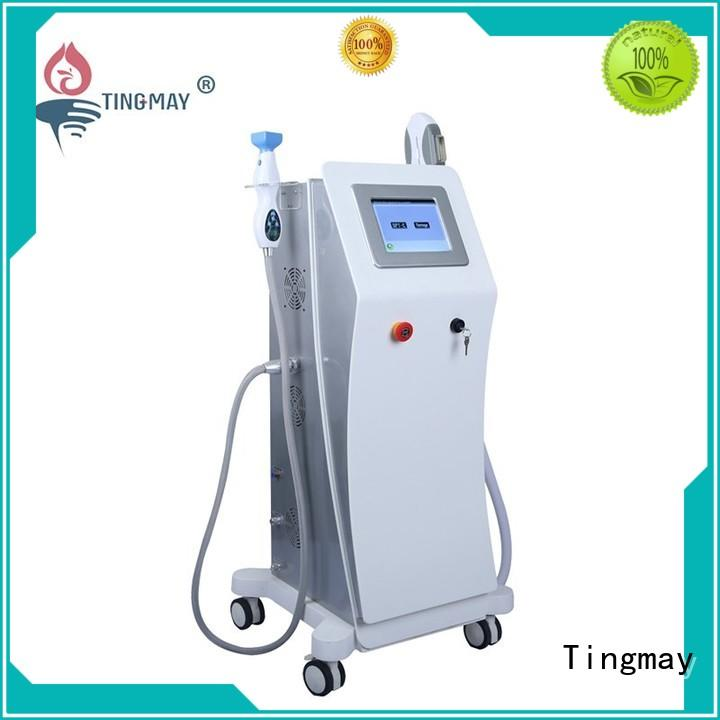 Tingmay facial radio frequency skin tightening machine inquire now for skin