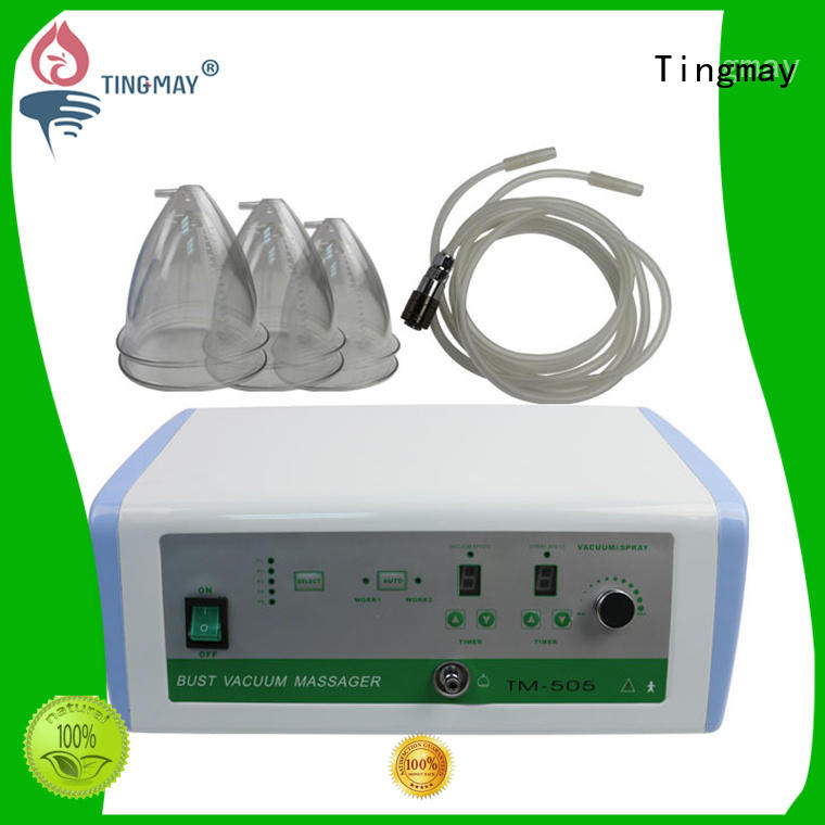 Tingmay sucking breast enhancement machine personalized for household