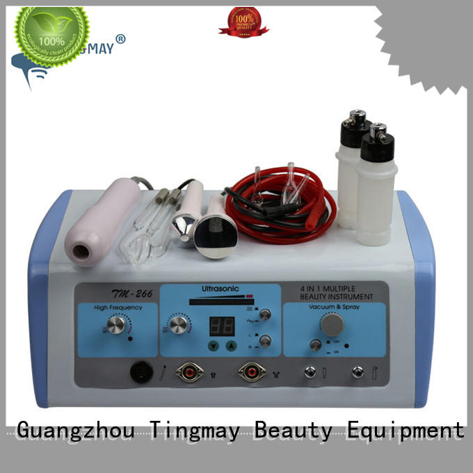 Tingmay facial galvanic facial machine price personalized for beauty salon