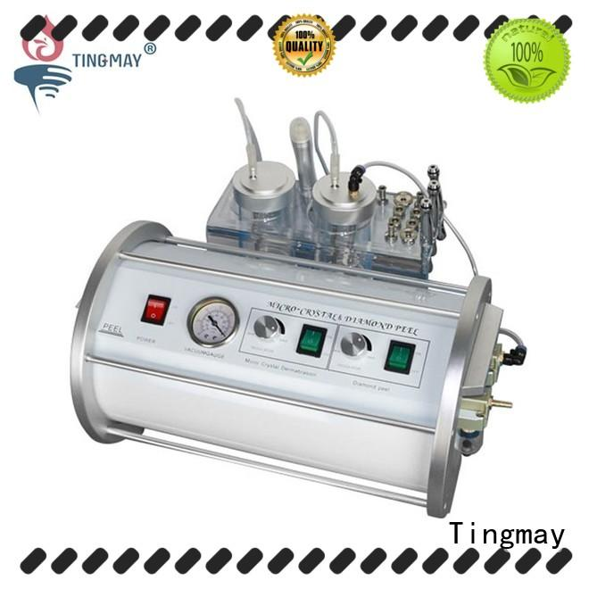 Tingmay equipment professional diamond microdermabrasion machine manufacturer for adults