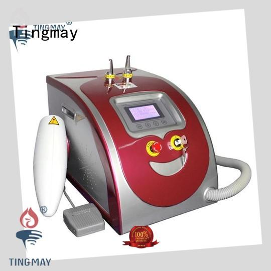 Tingmay best selling laser tattoo removal price directly sale for man