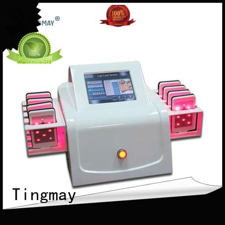Tingmay best best lipo laser machine supplier for household