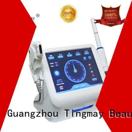 Tingmay Brand rf machine slimming cavitation rf vacuum slimming machine vibration