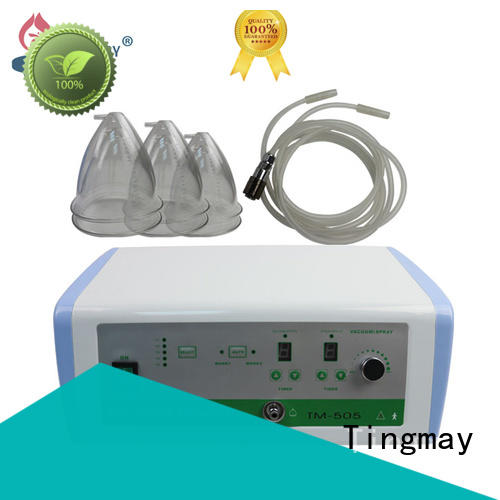 vacuum breast enlarge&massage nipple sucking beauty machine TM-505