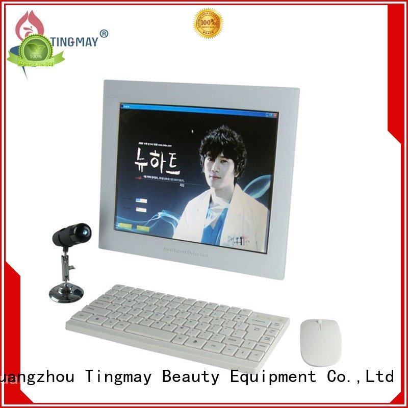 beauty systemhair Tingmay Brand skin scanner machine