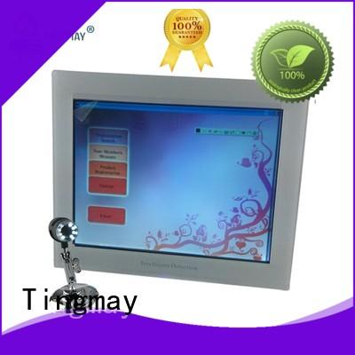 Tingmay beauty skin test machine supplier for woman