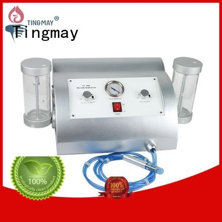 oxygen diamond microdermabrasion machine for sale from China for household Tingmay